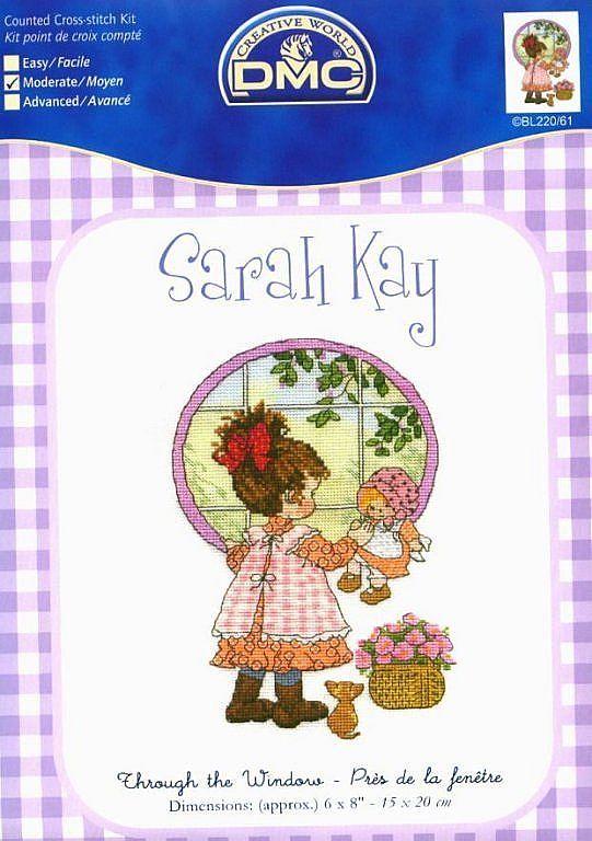 ventana muñeca 1 Solo Patrones Punto Cruz | Aprender manualidades es facilisimo.com