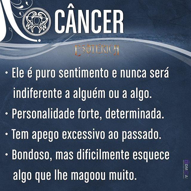 #signos #signosdozodíaco #características #câncer