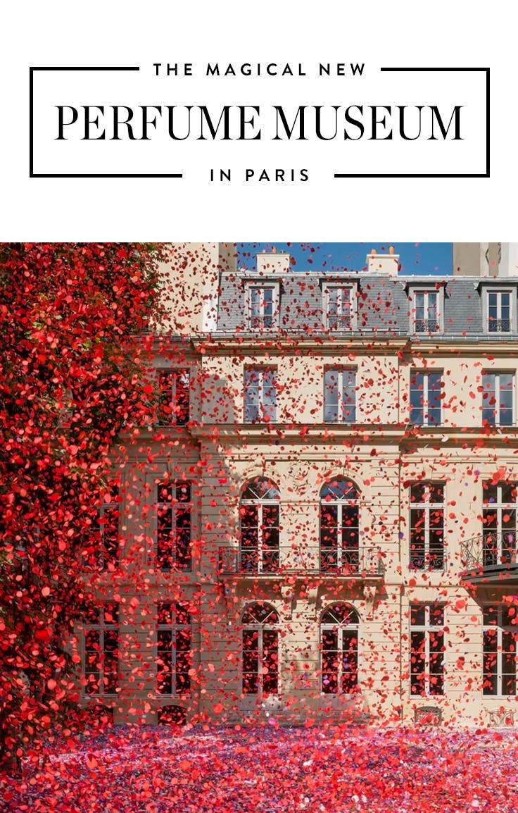 Guys, There's Now a Perfume Museum in Paris and It's Kinda Magical via @PureWow