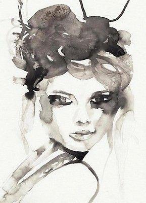 HOT MESS - Victoria Verbaan - Canvas Print