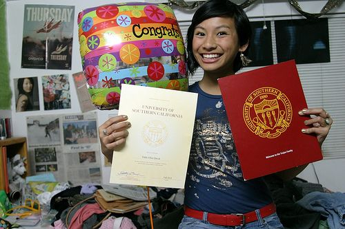 USC Acceptance Package