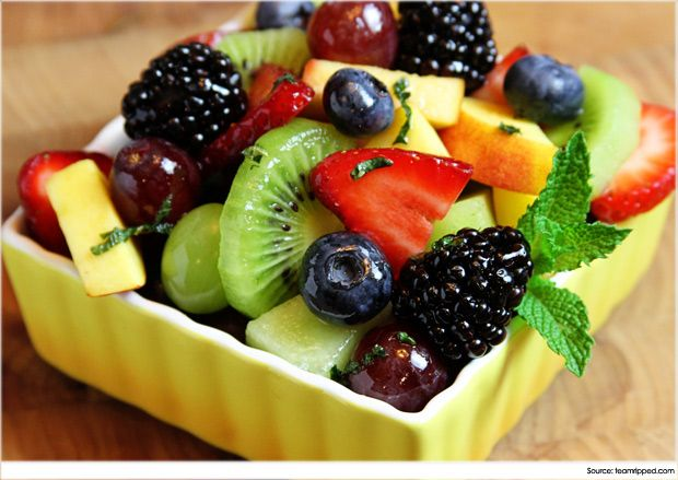 What to Eat to Gain Weight - Fruits