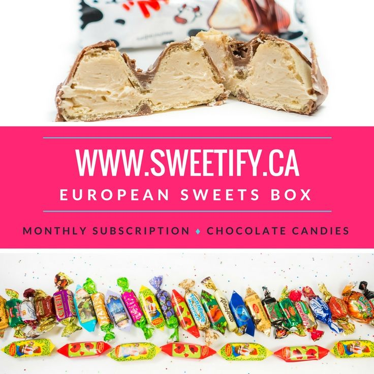 Sweetify is a monthly subscription box full of delicious European brand chocolate candies, sweets and treats, delivering them straight to your doorstep. Hurry up, 4 days left to shipping August Box! Treat yourself withyummy sweets which is perfect tor tea time and gift giving. We have FREE SHIPPING withing CANADA!   www.sweetify.ca ✉️ info@sweetify.ca  #sweetify #europeancandy #chocolate #monthlybox #vancouver #giveaway #boxgiveaway #subscription #tasty #sweet #candy #canada #vancouverbc…