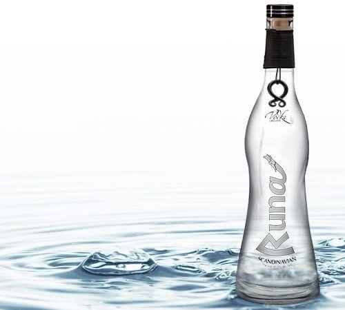 Runa Vodka Silver   Rye Vodka