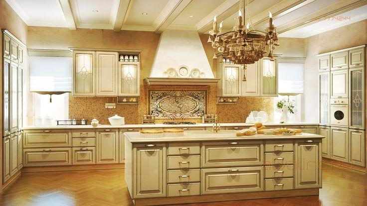 Кухня Европа в любом цвете, с патиной или без. Заказ онлайн у Альва Лайн.
