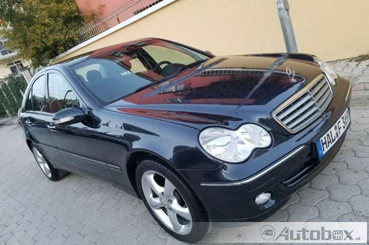 Mercedes-Benz, C-Class, Viti 2005, Automatik, Naftë, e erret, 1960 cc, 188654 km, Pasqyra elektrike, ABS, ESP, A/C: Standart, A/C: Clima, A/C: Clima - Bi-Zone, Kompiuter ne Bord, Limitator shpejtësie (Control Cruiser), Timon Hidraulik, Mercedes - Benz / Avantgarde / Viti 2005 / C Klas / Motorr EVO / 200 CDI / Kambio Automatike / Klima Automatike / Sensor Dritash + Shiu / Navigacion System / Me Dogan E Sapo Ardhur Nga Gjermania &...