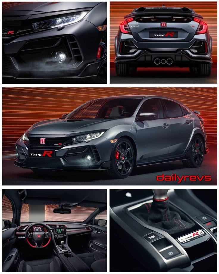 2021 Honda Civic Type R Sport Line in 2020