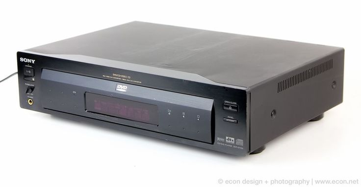 SONY DVP-S7700 REFERENCE AUDIOPHILE CD DVD PLAYER DIGITAL OUT REMOTE JAPAN $1299 #Sony