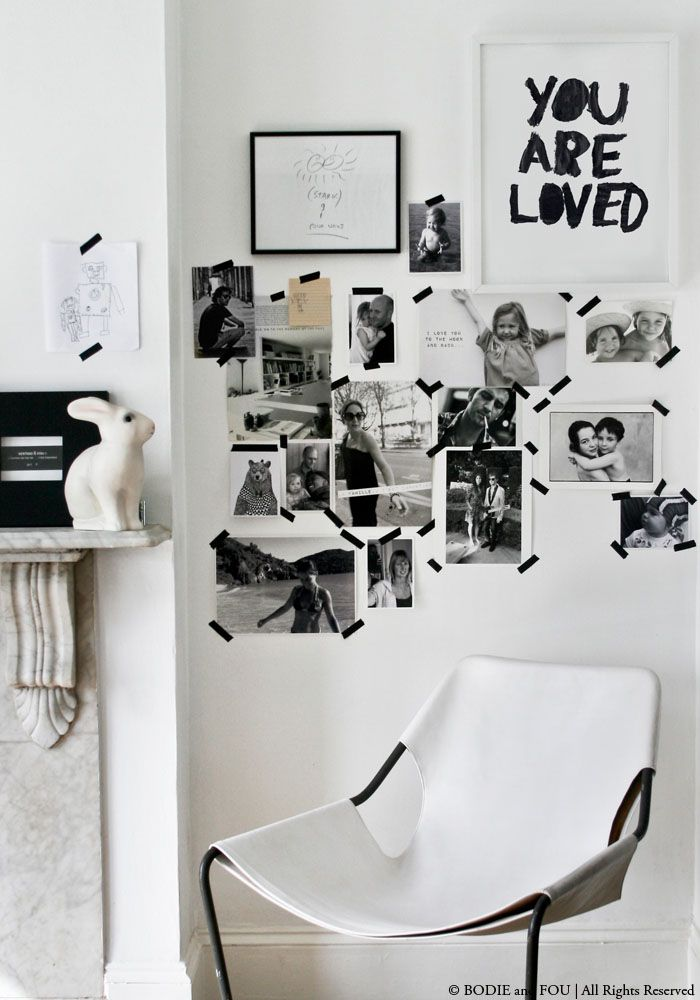 You are loved print by BODIE and FOU — Bodie and Fou - Award-winning inspiring concept store