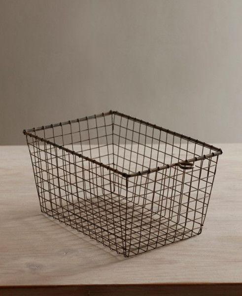 Wire Gym Basket - 6' x 12.5' x 8.5' - $50 from Minam
