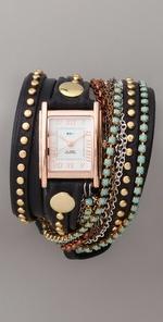 la mer watch/bracelet - LOVE this!
