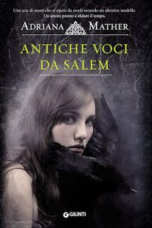 Il Colore dei Libri: Recensione: Antiche voci da Salem di Adriana Mathe...