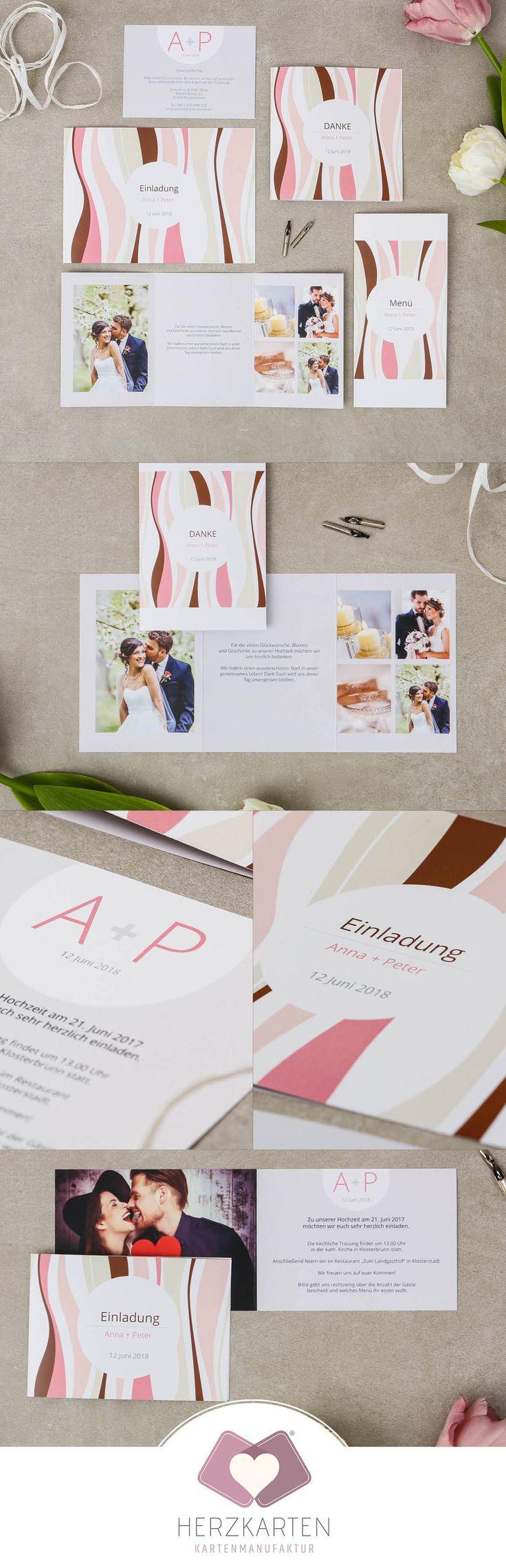32 besten Hochzeitskarten mit Lasercut Bilder auf Pinterest
