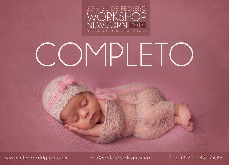 Gracias a todos los interesados en nuestro Workshop! Ya estamos completos, si querés información sobre nuestro cursos y formación , anotate en nuestra lista de interesados, y te contactaremos! melero rodriguez newborn photography © 2016