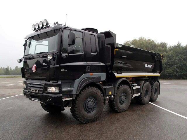Tatra Phoenix T158 P8R5 46, 50 ton