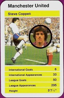 Steve Coppell - Manchester United my Footie crush...