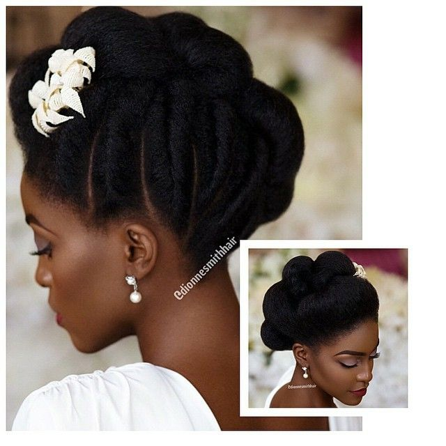 103 best natural hair images on pinterest natural hair hair and gorgeous natural hair for bride pmusecretfo Images