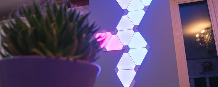 Nanoleaf Rhythm: Smart Lighting Doesn't Get Any Better Than This #Product_Reviews #Smart_Home #Alexa #music #headphones #headphones