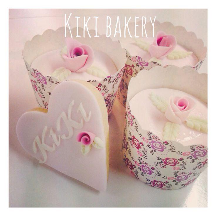 Biscuits & cupcake by Kiki bakery. Mantova Italy