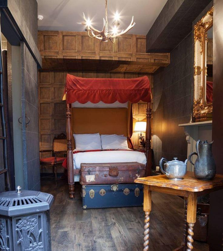 hoteis 15-Harry Potter Hotel, em Londres