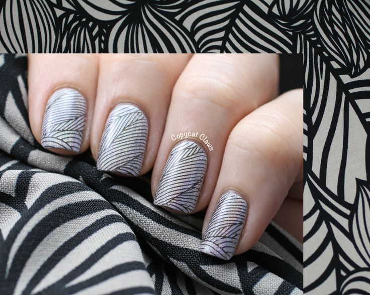 The 583 best KONAD NAIL ART STAMPING images on Pinterest | Belle ...