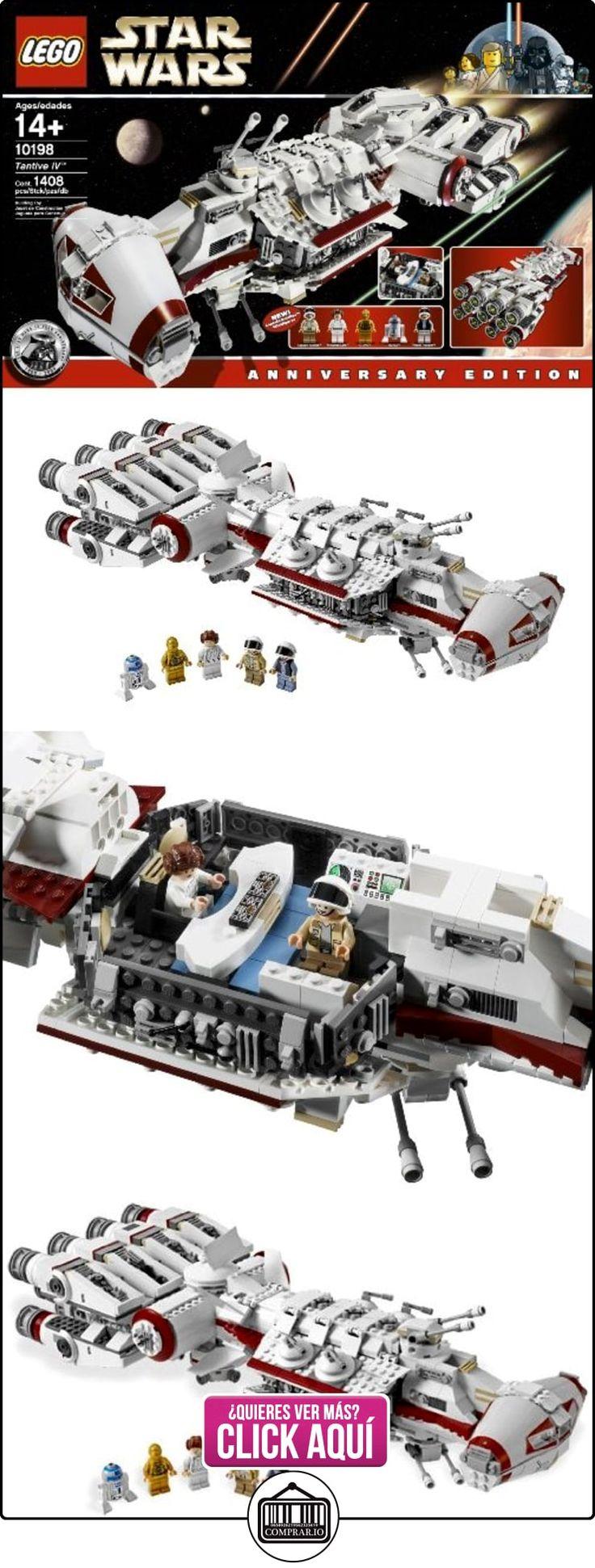 LEGO Star Wars 10198  ✿ Lego - el surtido más amplio ✿ ▬► Ver oferta: https://comprar.io/goto/B001USFNZ8