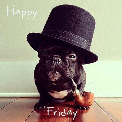 Buenos días Señores!!! ¿¿Han notado que hoy es #viernes?? Pues a disfrutarlo!! #porfinesviernes