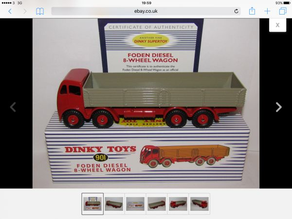 17 Best Images About Dinky French And Atlas Dan On