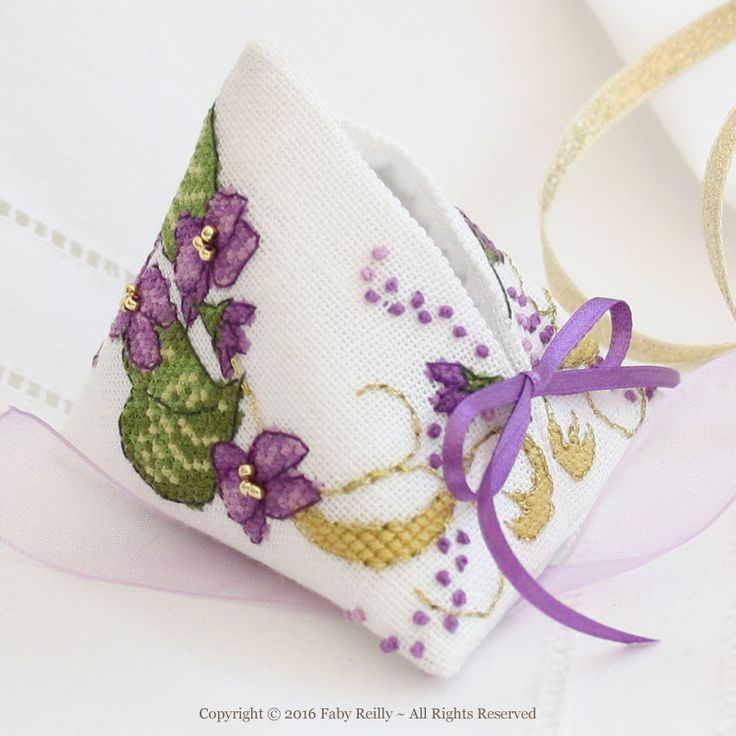Violet Humbug - Faby Reilly Designs