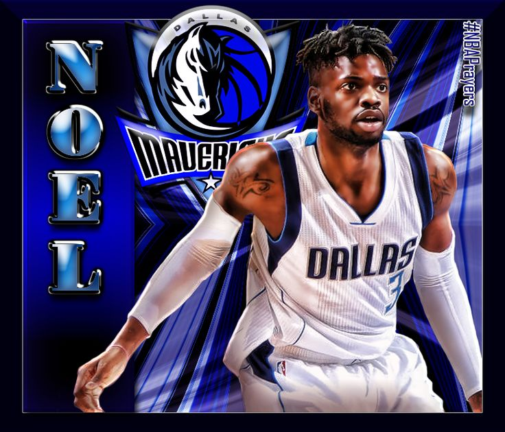 NBA Player Edit - Nerlens Noel