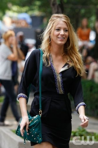 """""""The Lost Boy""""  Pictured: Blake Lively as Serena  Photo Credit: Giovanni Rufino / The CW  © 2009 The CW Network, LLC. All Rights Reserved."""