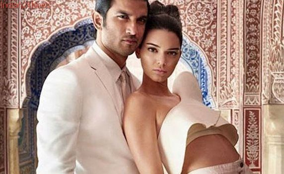 Kendall Jenner's Vogue India Cover With Sushant Has Made Twitter Angry