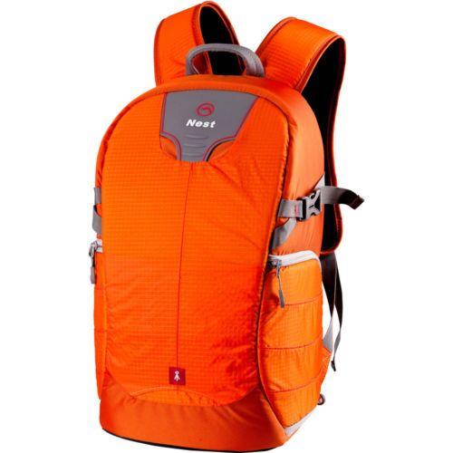 Nest-Explorer-NT-EX200L-ORANGE-Camera-Photo-Backpack-DSLR-bag-case-NEW-UK