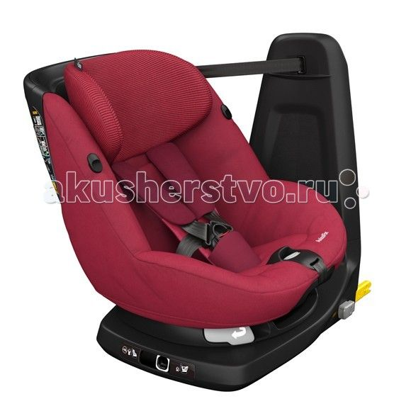 Автокресло Maxi-Cosi Axiss Fix  Детское автокресло Maxi-Cosi Axiss Fix подходит для детей от 4 месяцев до 4 лет, изготовлен с уникальным сидением и новейшими стандартами безопасности. Теперь сидение вращается на 360 градусов для максимального комфорта малыша.   Автокресло Maxi-Cosi модели Axiss Fix выполнен с высоким повышенной безопасности подголовником, благодаря высокоэффективным ударо-поглощающим материалам. Крепление IsoFix позволит легко и безопасно установить детское автокресло в…