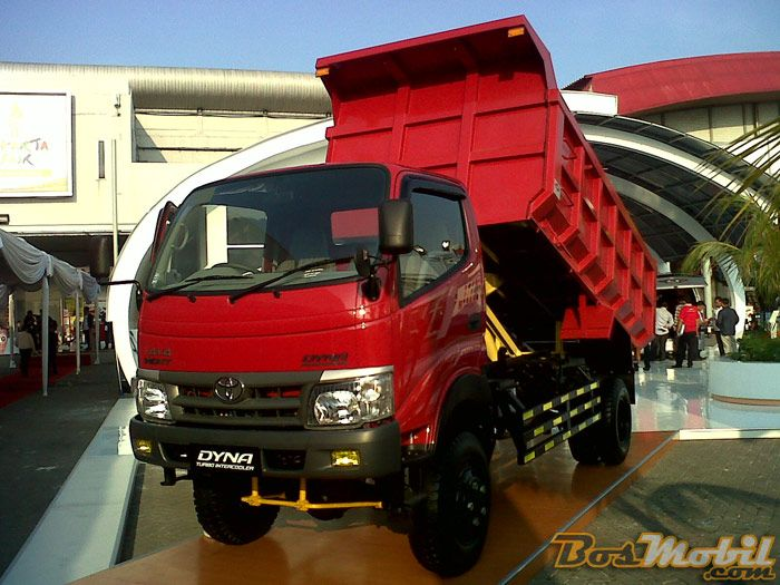 IIMS 2013, Ajang Toyota Kenalkan Toyota Dyna #info #BosMobil