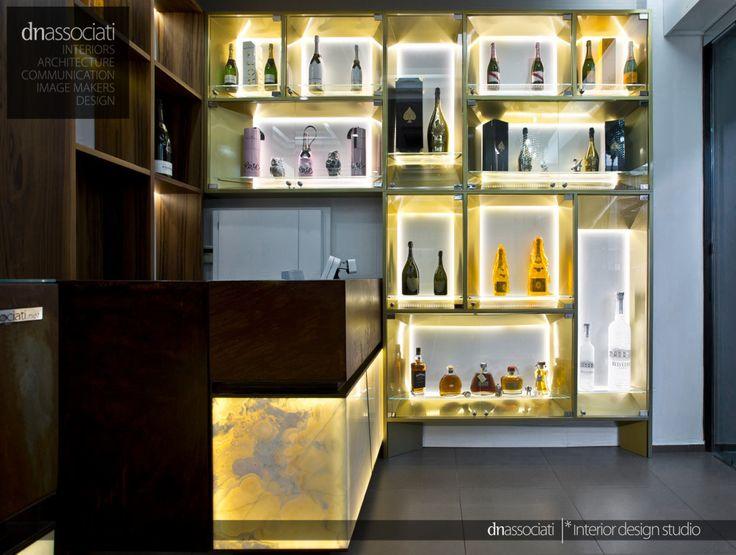 Interesting interior design napoli dnassociati project design bar with interior design napoli - Interior design napoli ...