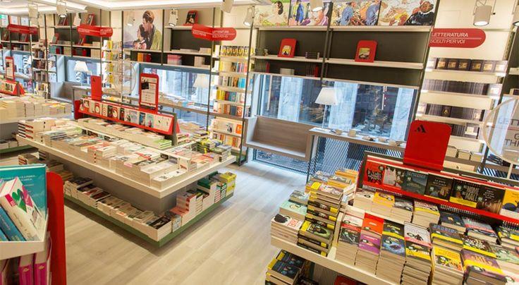 Mondadori Megastore - via San Pietro all'Orto 11 - Milano