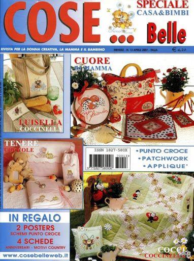 Cose Belle 13 2007 - Jôarte arquivo - Álbuns da web do Picasa