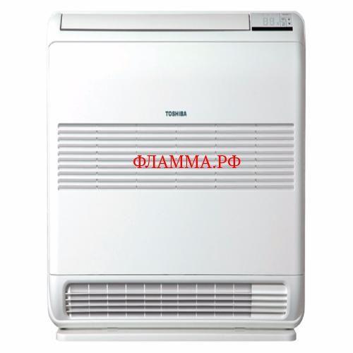 Напольный кондиционер Toshiba RAS-B13UFV-E/RAS-13N3AVR-E TOSHIBA (Япония) на печном складе ФЛАММА  по цене 105000.00 RUB    Напольный кондиционер      Toshiba RAS-B13UFV-E/RAS-13N3AVR-E                  Габариты внутреннего блока - 600х700х220 мм  Мощность охлаждения - 3,5 кВт  Мощность обогрева - 4,2 кВт  Потребляемая мощность (max.) - кВт  Габариты внешнего блока - 550х780х290 мм  Управление мощностью - не инверторное  Пульт Д/У - Есть  Рабочие температуры наружного воздуха - -10…