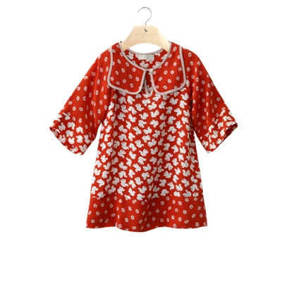 Stella McCartney - Cute baby girl dress. Bet I could make something similar for cheaper though.