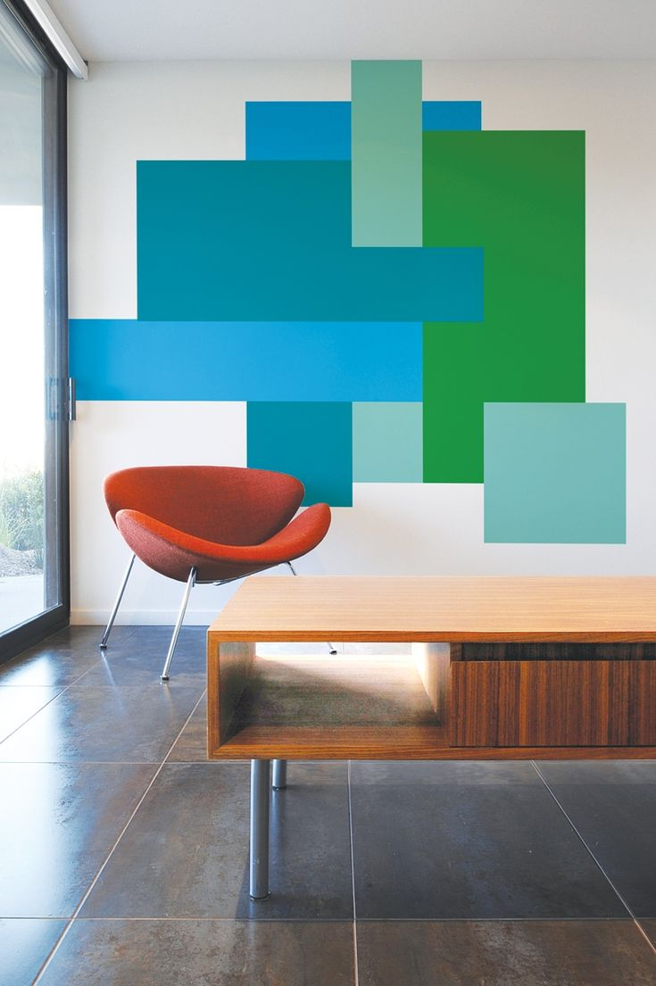 221 best spotted images on pinterest the guild wall decal and color block parallel wall decals seen in oakland magazine december 2014