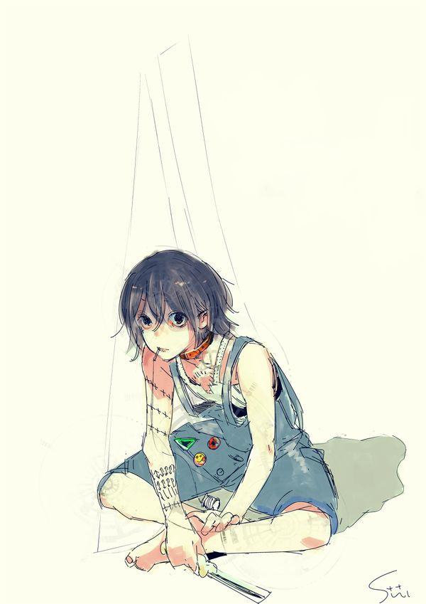 Juuzou Suzuya (鈴屋 什造(すずや じゅうぞう), Suzuya Jūzō) es un Investigador Ghoul de Clase Especial del CCG. En el pasado, su nombre era Rei Suzuya (鈴屋 玲(), Suzuya Rei). Su primer compañero fue Yukinori Shinohara, y su actual socio es Hanbee Abara.