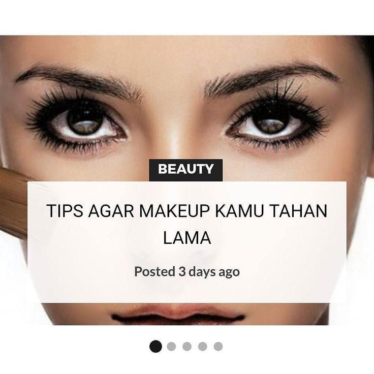 Up! Link nya ada di bio yaa :) . . . . . . . .  #beautyblogger #blogger #beautycorner #makeupartist #muaindonesia #beauty #beautyreview #productreviewer #makeuplook #instalike #instabeauty #motd #beautytips #makeuplovers #makeupjunkie #beautyenthusiast #muabandung #luella #beautyhack #fun #makeup #charming #indonesiamakeupartist #indonesiamua #bandung #makeupartistbdg #makeupgeek #makeupkorea #koreamakeup
