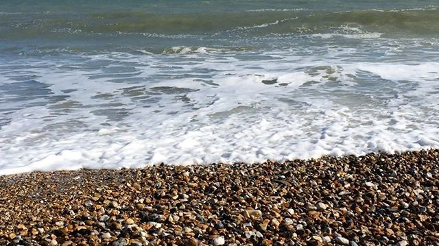 #pagham #sea #waves #pebblebeach #peaceful #takingamoment #montereylocals #pebblebeachlocals - posted by Mink https://www.instagram.com/dominique_dolittle. See more of Pebble Beach at http://pebblebeachlocals.com/