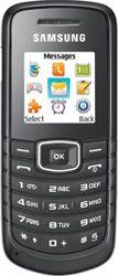 Samsung E1080 deals | Mobile phone price comparison.
