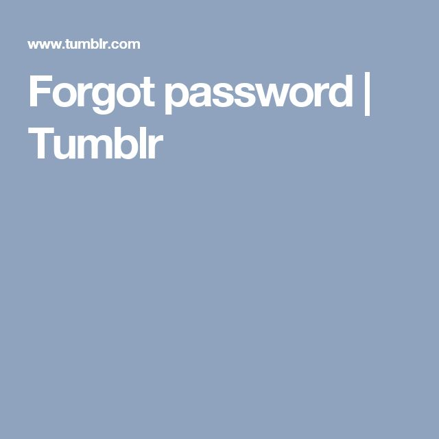 Forgot Password, Forget, Passwords
