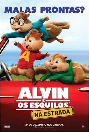 Download – Alvin e os Esquilos: Na Estrada (2015)