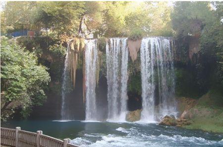 Düden Şelalesi ,Antalya