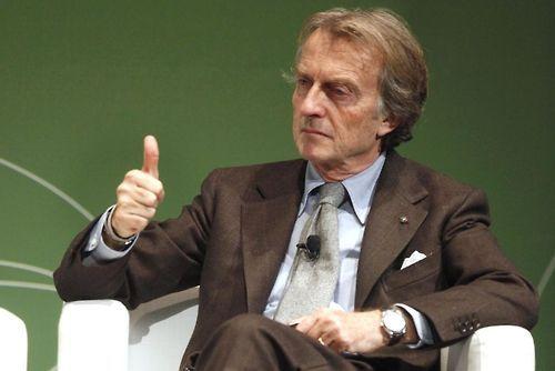 Tommelfinger op, til sættet fra Luca Cordero di Montezemolo