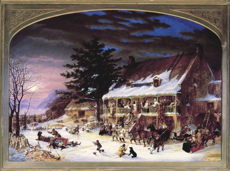 Cornelius Krieghoff Follow the biggest painting board on Pinterest: www.pinterest.com/atelierbeauvoir